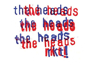 The Heads - RKT ! [CD]