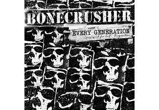 Bonecrusher - Every Generation [CD]