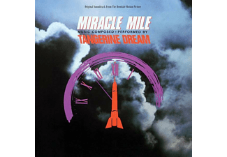 Tangerine Dream - Miracle Mile [CD]