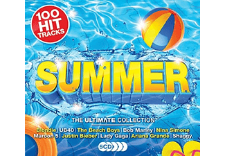 VARIOUS - Summer [CD]