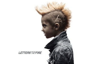 Letters From The Fire - Letters From The Fire [CD]