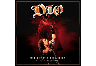 Dio - Finding The Sacred Heart: Live In Philly 1986 (CD)