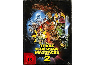 The Texas Chainsaw Massacre 2 [Blu-ray + DVD]
