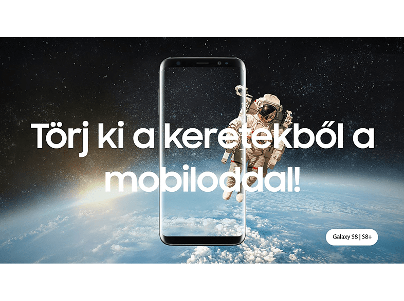 Samsung Galaxy S8 okostelefon