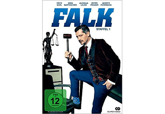 Falk - Staffel 1 [DVD]