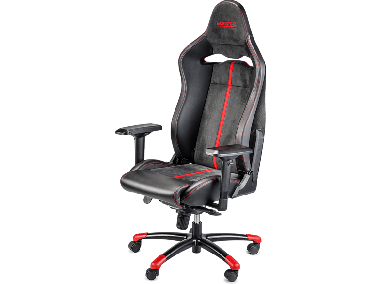 SPARCO Gaming Chair Comp-V Black/ Red gaming απογείωσε την gaming εμπειρία gaming chairs