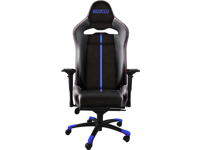 SPARCO Gaming Chair Comp-V Black/ Blue gaming απογείωσε την gaming εμπειρία gaming controllers