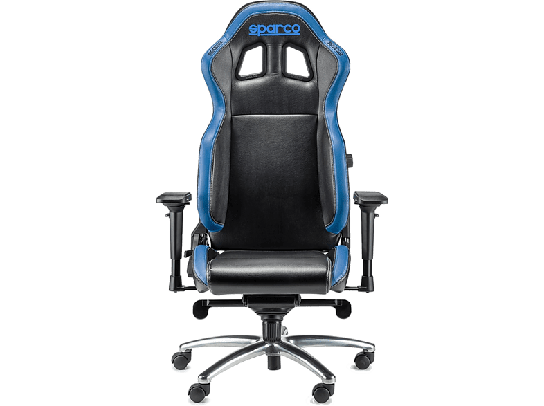 SPARCO Gaming Chair Respwan SG-1 Black/ Blue gaming απογείωσε την gaming εμπειρία gaming controllers