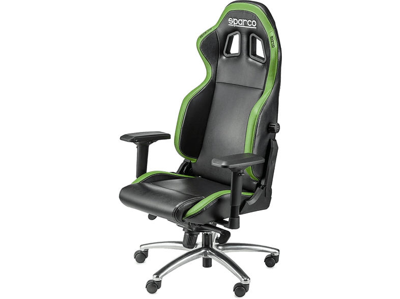 SPARCO Gaming Chair Respawn SG-1 Black/ Green gaming απογείωσε την gaming εμπειρία gaming chairs