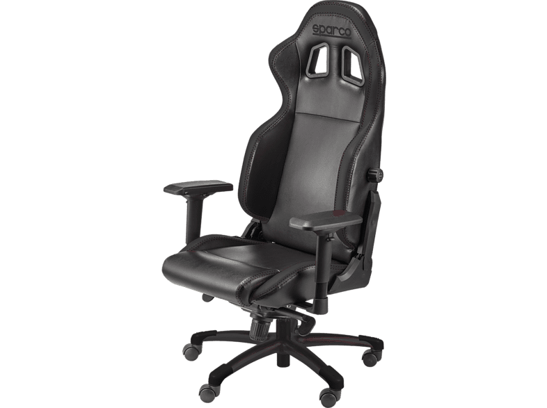SPARCO Gaming Chair Grip Black gaming απογείωσε την gaming εμπειρία gaming chairs