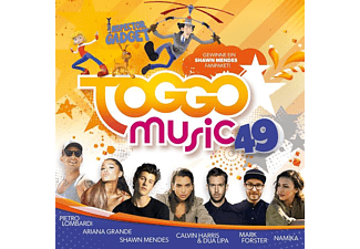 VARIOUS - Toggo Music 49 [CD]