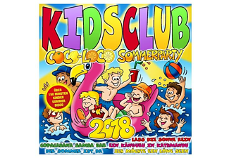 VARIOUS - Kids Club/Coco Loco Sommerparty 2018 - (CD)