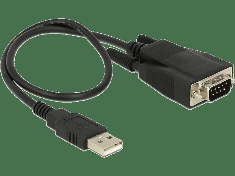 INTELLIGENT USB A αρσενικό - DB9 αρσενικό laptop  tablet  computing  περιφερειακά καλώδια υπολογιστών