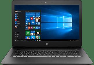 HP 17-ab332ng, Notebook mit 17.3 Zoll Display, Core™ i5 Prozessor, 16 GB RAM, 1 TB HDD, 128 GB SSD, GeForce GTX 1050 Ti, Schwarz