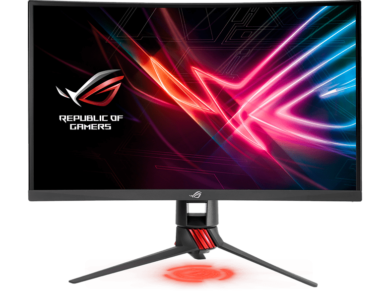 """ASUS ROG Strix XG27VQ Gaming Monitor 27"""" Curved Full HD 144Hz FreeSync με ASUS A laptop  tablet  computing  οθόνες"""