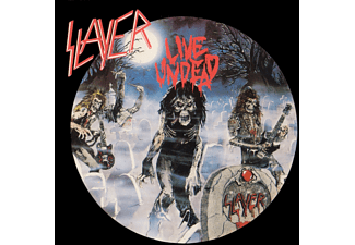Slayer - Live Undead / Haunting The Chape (CD)