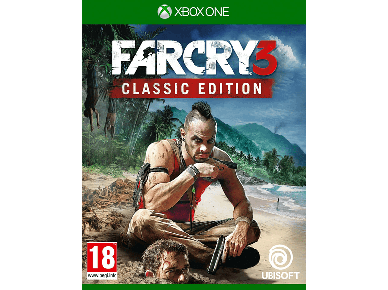 Far Cry 3 Xbox One gaming games xbox one games