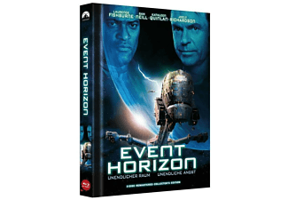 EVENT HORIZON (MEDIABOOK COVER A/+DVD) [Blu-ray]