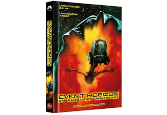 EVENT HORIZON (MEDIABOOK COVER B/+DVD) [Blu-ray]