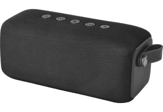 FRESH N REBEL Rockbox Bold M Bluetooth Lautsprecher, Grau, Wasserfest