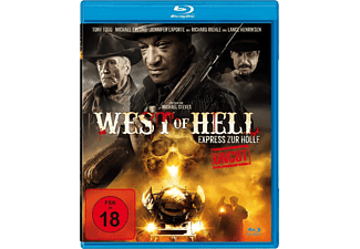 WEST OF HELL-EXPRESS ZUR HÖLLE (UNCUT) [Blu-ray]