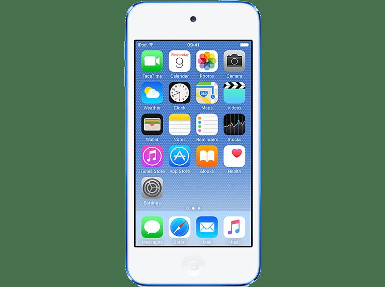 APPLE iPod touch 128GB Blue τηλεόραση   ψυχαγωγία ήχος ipod  mp3  mp4