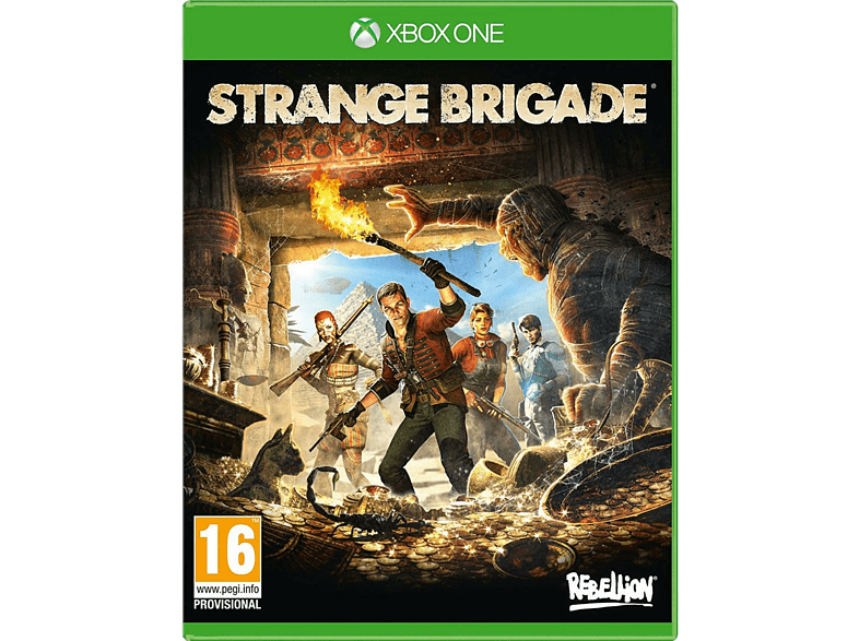 Strange Brigade Xbox One gaming games xbox one games