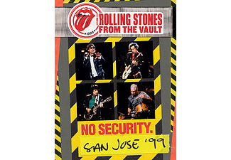 Rolling Stones - From The Vault San Jose '99 (DVD)