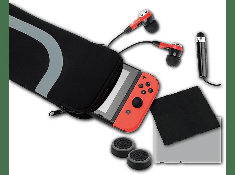 GIOTECK Switch Premium Pack (G01045) gaming απογείωσε την gaming εμπειρία αξεσουάρ switch