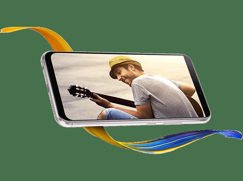 ASUS ZenFone 5 Dual SIM meteor ezüst 64GB kártyafüggetlen okostelefon (ZE620KL-1A010EU)