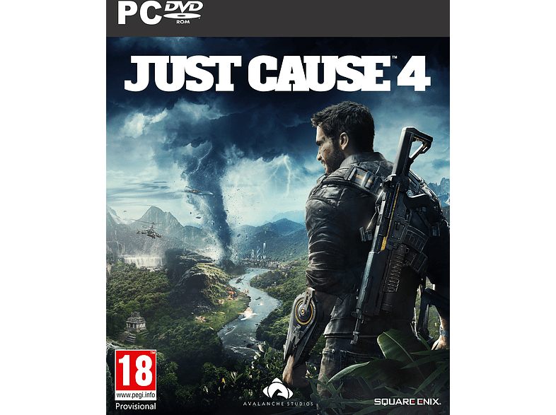 Just Cause 4 PC gaming games pc games