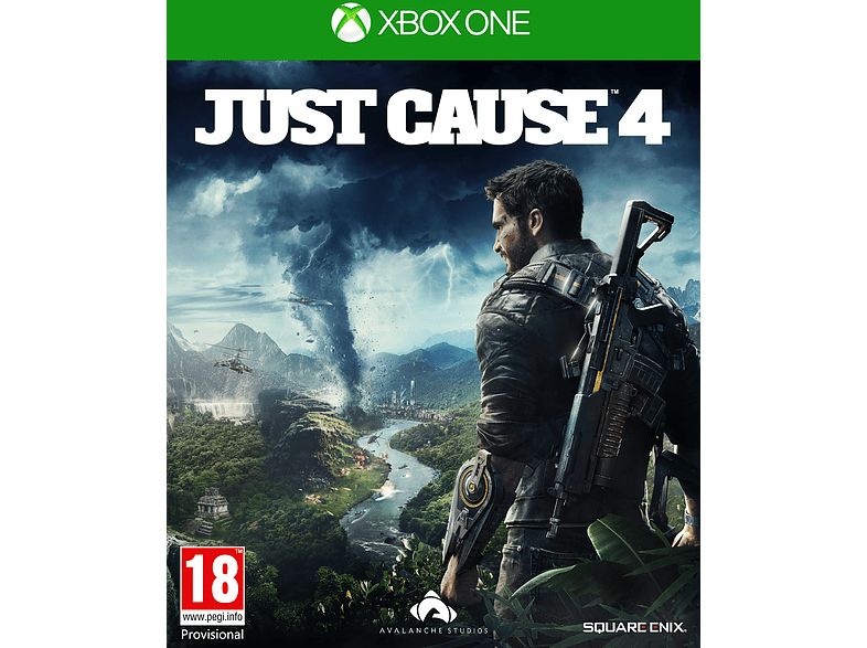 Just Cause 4 Xbox One gaming games xbox one games