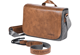 Olympus OM-D Messenger Leather Bag (incl strap)