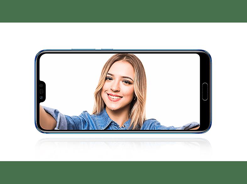 HONOR 10 128GB Dual SIM kék kártyafüggetlen okostelefon (Col-L29A)