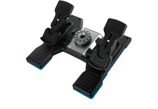 Log Saitek PRO Flight Rudder Pedals S