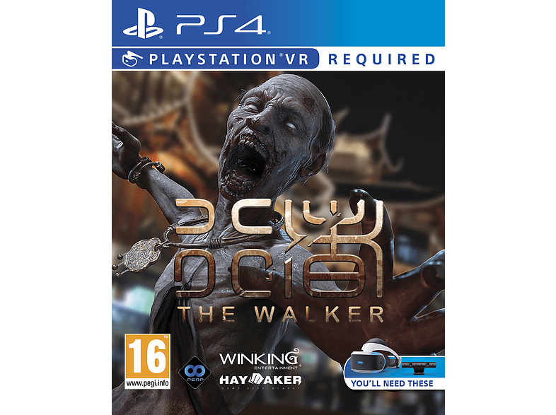 The Walker VR gaming games ps4 games