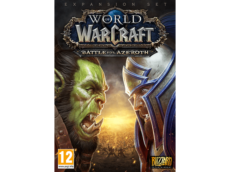 World of Warcraft Battle For Azeroth PC gaming games pc games