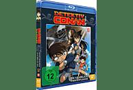 Detektiv Conan - Film 11: Die azurblaue Piratenflagge - (Blu-ray)