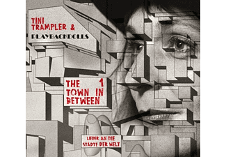 Tini Trampler & Playbackdolls - The Town in Between 1 [CD]