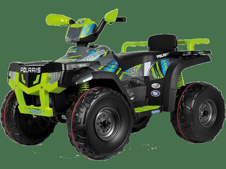 PEG PEREGO Polaris Sportsman 850 Lime - (OD05330) gaming παιχνίδια παιδικά οχήματα   ποδήλατα