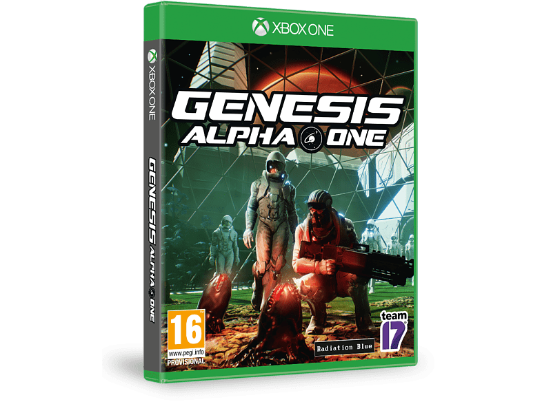 Genesis Aplha One Xbox One gaming games xbox one games