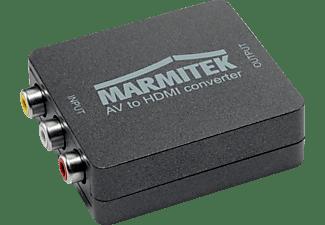 Marmitek AV Converter [3x Cinch-koppeling => 1x HDMI-bus]