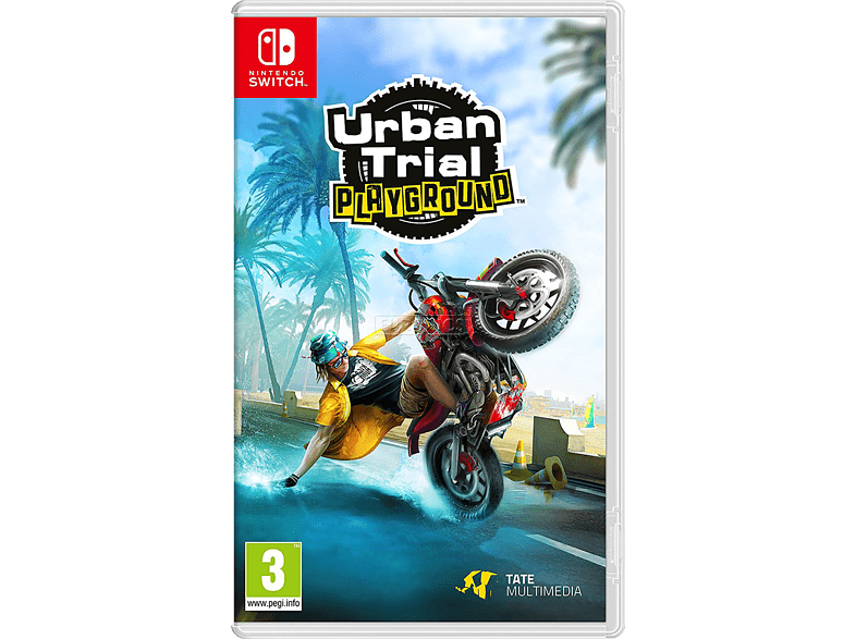 Urban Trial Playground Nintendo Switch gaming games switch games