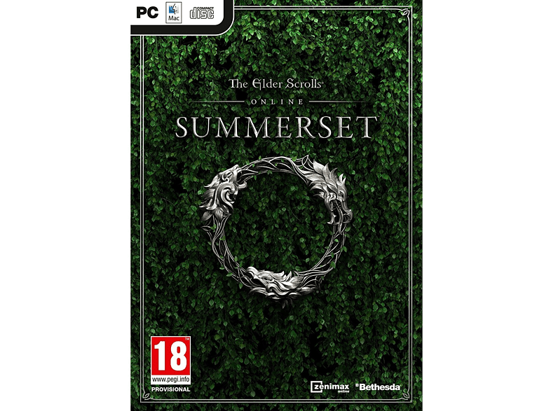 Elder Scrolls Onl Summerset Exp PC gaming games pc games