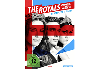 The Royals - Die komplette 4. Staffel [DVD]