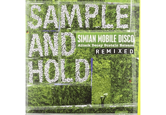 Simian Mobile Disco - Sample And Hold: Attack Decay Sustain Release Rmx. [Vinyl]