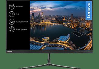 LENOVO L24i-10 23.8 Zoll Full-HD Monitor (4 ms Reaktionszeit, 60 Hz)