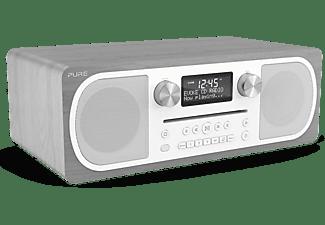 Pure Evoke C-D6 BT DAB+ Radio Grey