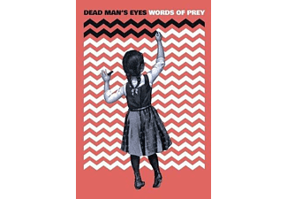 Dead Man's Eyes - Words Of Prey [CD]