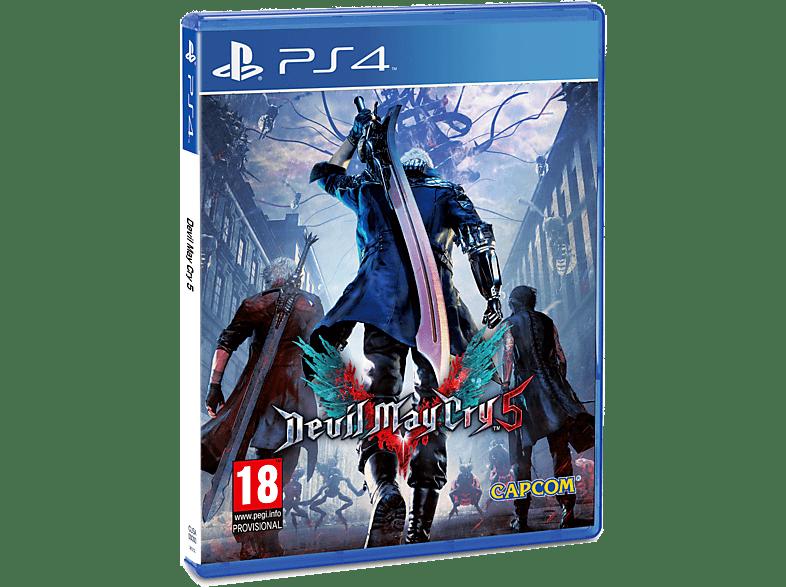 Devil May Cry 5 PlayStation 4 gaming games ps4 games